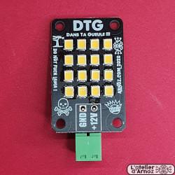 DTG + Prise 90°