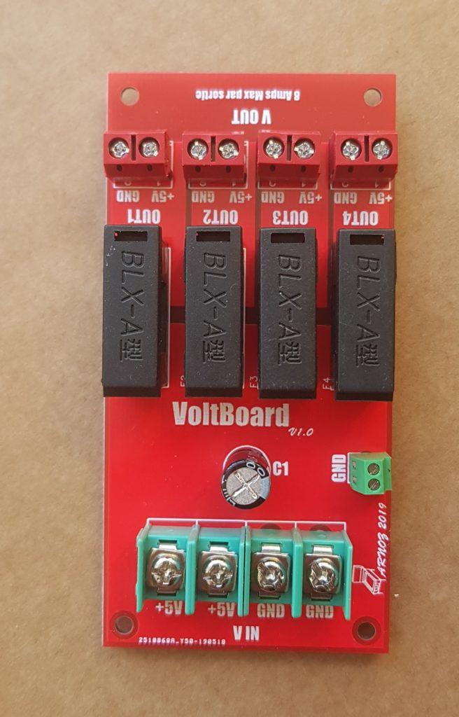 "[WIP 60%] Pincab 32"" de Ebor Voltboard-656x1024"
