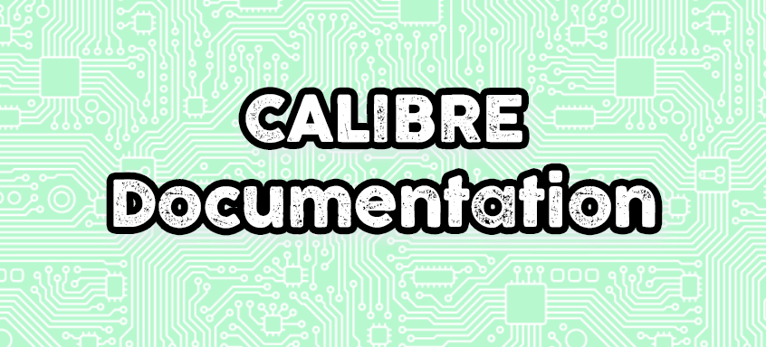 Calibre Documentation