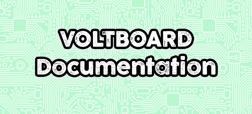 Voltboard Documentation