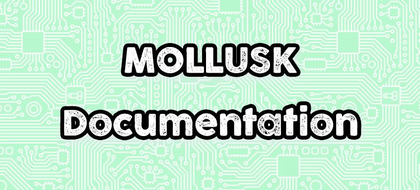 User manual The MOLLUSK